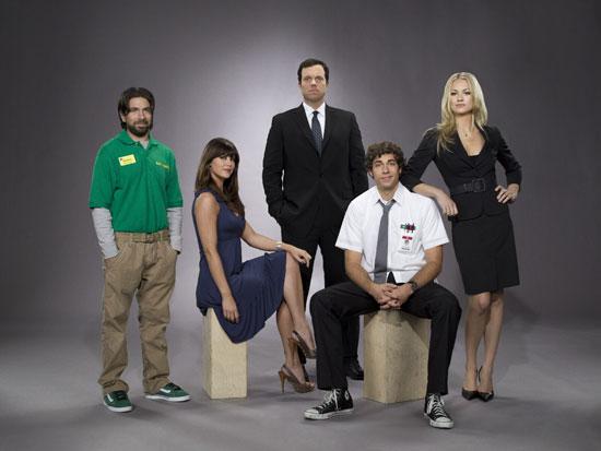 First Look: Chuck Season Two