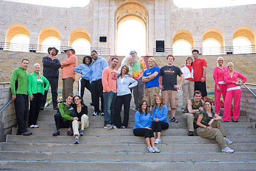 Amazing Race Contestants
