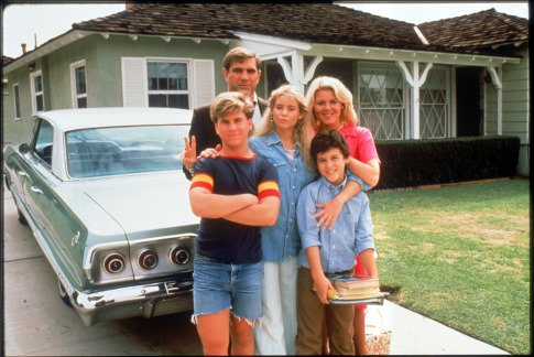 NBC Plans Wonder Years Update Called Lost in the '80s