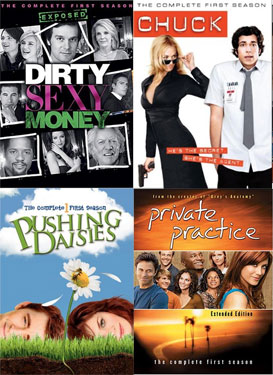 What to Netflix: New DVD Tuesday, Young @ Heart, Deception, Chuck, Pushing Daisies, Private Practice, Dirty Sexy Money