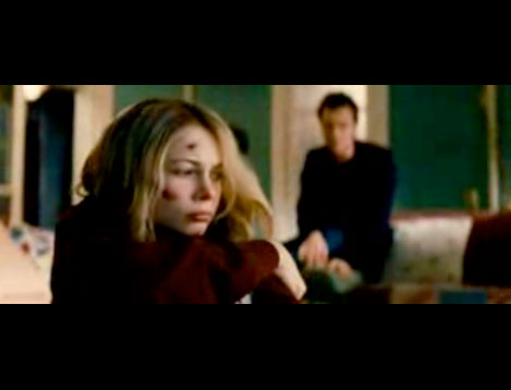 Trailer for Incendiary, Michelle Williams, Ewan McGregor