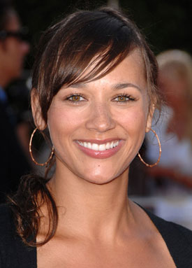 Rashida Jones Checks Into the Not-Office Office