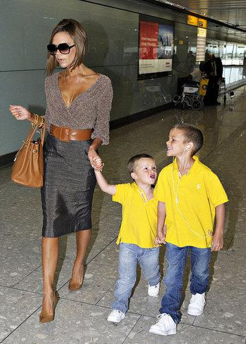 Victoria @ Heathrow Airport