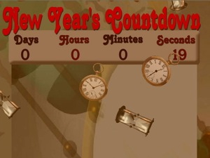Geek Party Tip: Count Down to the New Year on Your Monitor