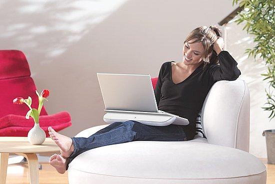 Logitech Hears Our Cries For a Comfy Lap Desk