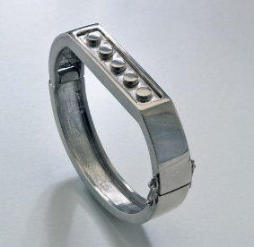 The Silver Lego Ring