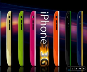 Colorware Now Available For the iPhone 3G!