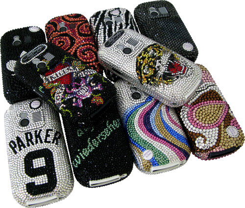 Ed Hardy and Palm Make Bling Cell Phones