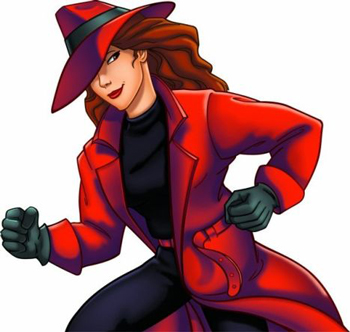 How to Make a Carmen Sandiego Halloween Costume