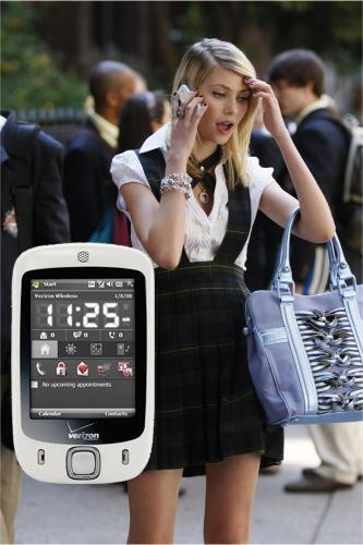 Jenny: HTC Touch
