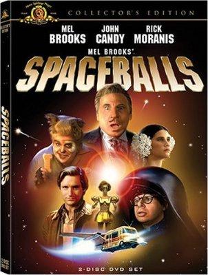 Vintage Geek: Spaceballs