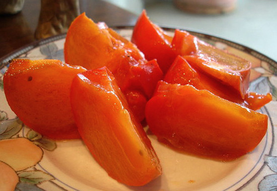 In Season: Persimmons
