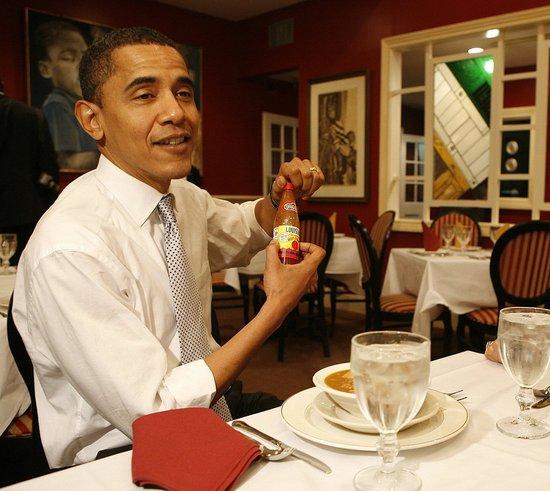Barack Obama on Check Please! Chicago