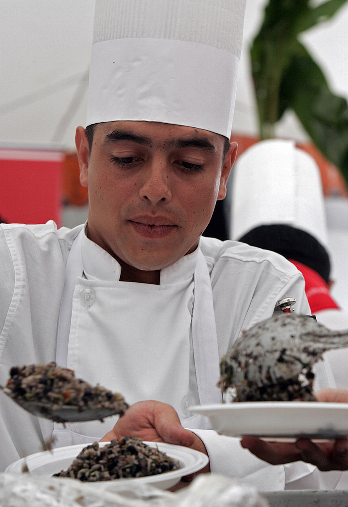 First Gallo Pinto National Festival