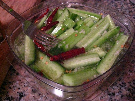 Pao Tsai - Pickled Vegetables