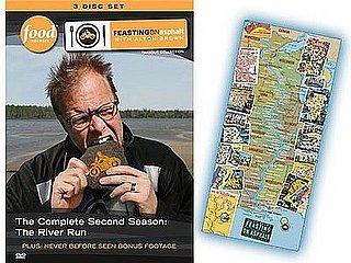 Save on Alton Brown's Feasting on Asphalt DVD