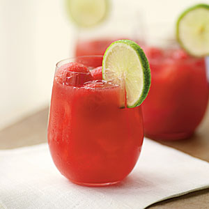 Watermelon-Ginger Punch