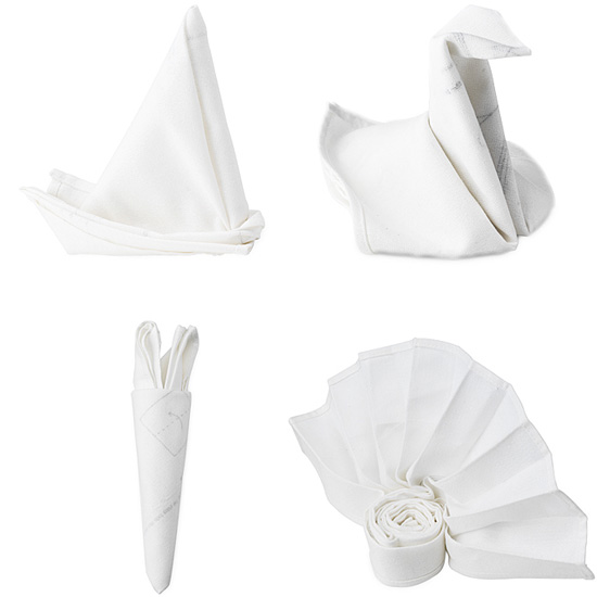 Origami Napkins: Love Them or Hate Them?