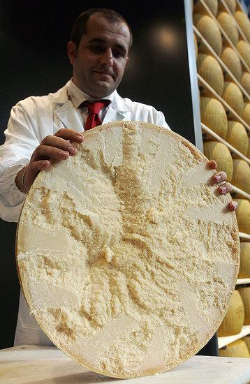Italy's Parmigiano Crisis