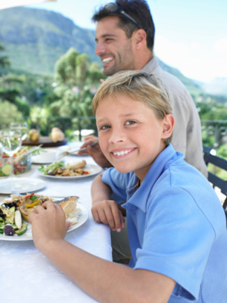 Kid Food Critic Might Become a Movie Star, Too