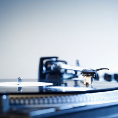 Turntables are Cool