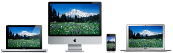 New MacBooks are Earth and Energy Friendly