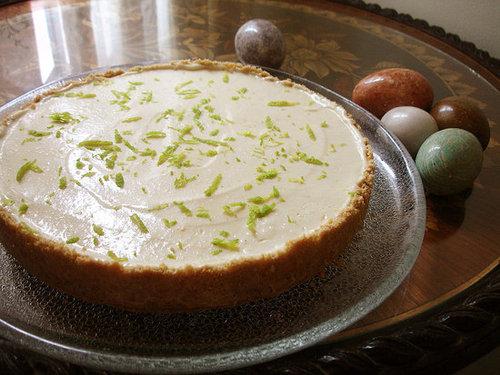 Lemon and Chocolate Cream Tart