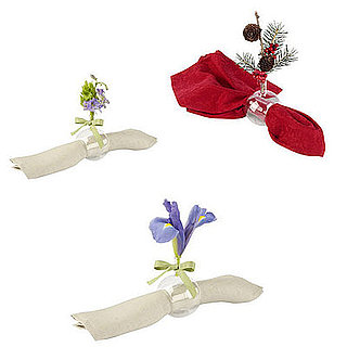 Napkin Rings With Bud Vases: Love It or Hate It?