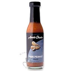 Chicken and Pasta in Peanut Sauce