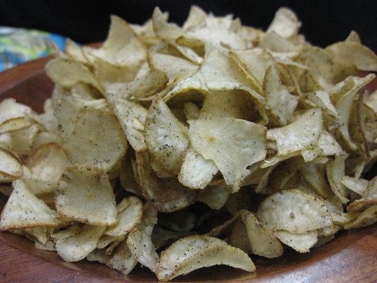 Trend Alert: Healthier Snack Chips