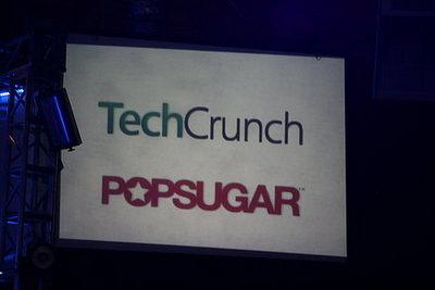 PartySugar Behind the Bash: The PopSugar TechCrunch Party