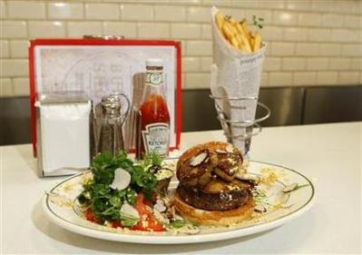 New York Burger Joint Adds $175 Burger to Menu