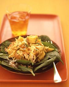 Fast & Easy Dinner: Mango Chicken Salad