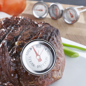 Off to Market: Grilling Thermometers