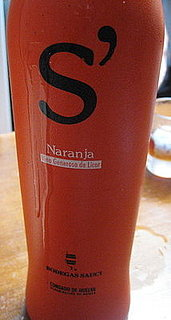 Happy Hour: S'Naranja Viño Generoso de Licor
