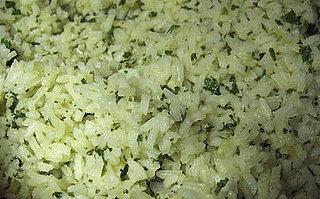 The Amazing Rice: Cilantro-Lime Rice