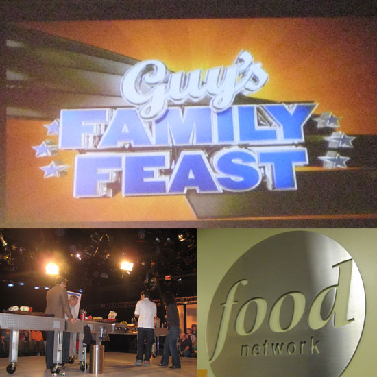 Going Inside the Food Network: Guy Fieri's Live Taping