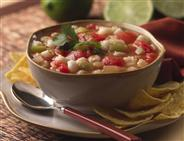 Fast & Easy Dinner: Green Chile Posole