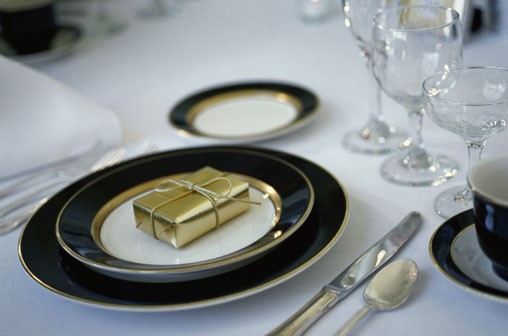 Do You Use Good China For Thanksgiving Dinner?