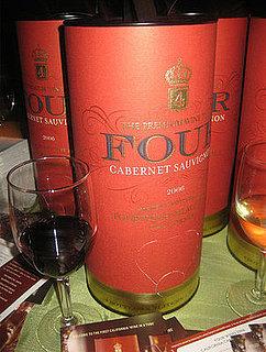 Happy Hour: 2006 Four Wines Cabernet Sauvignon
