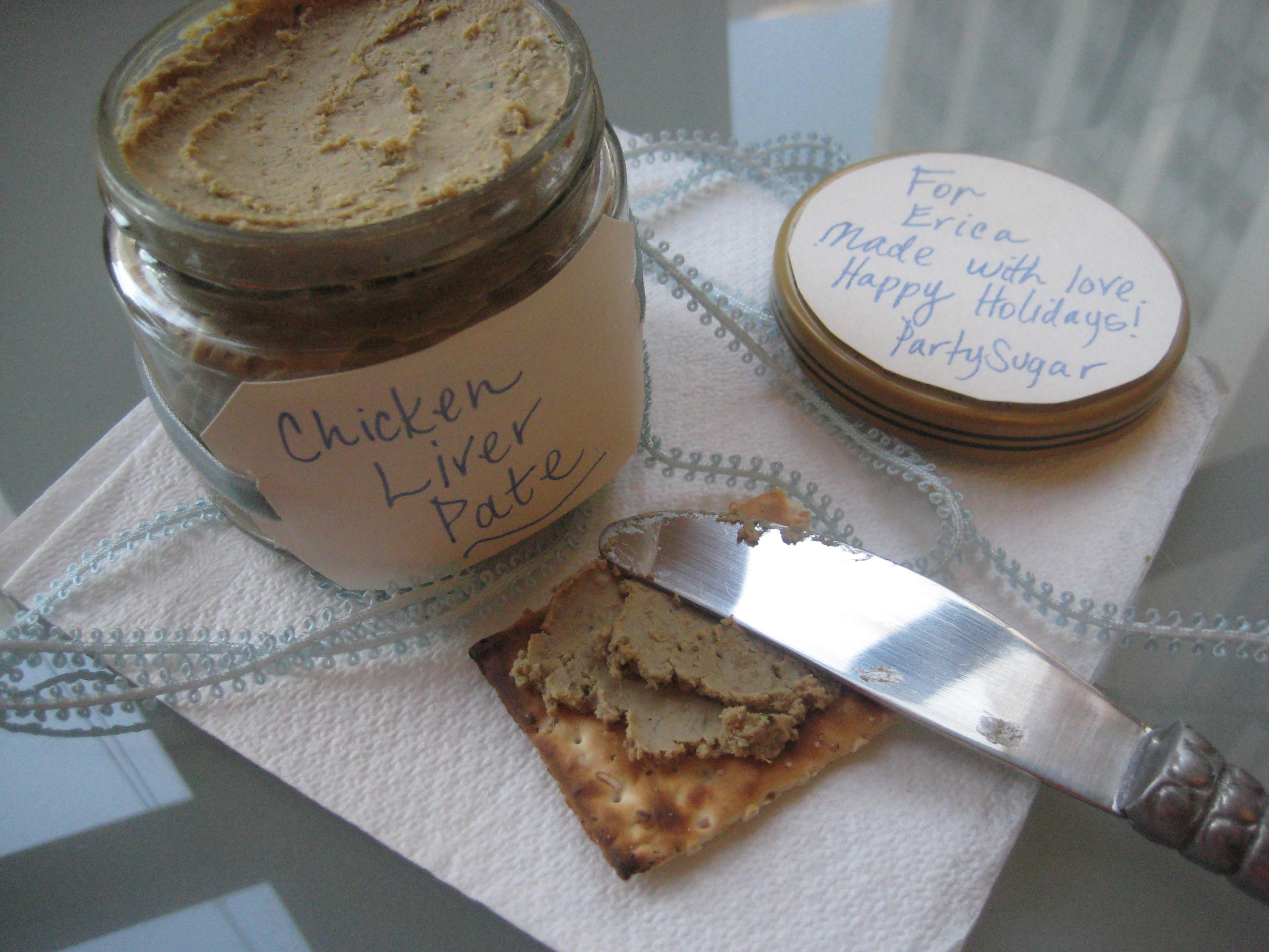 12 Days of Edible Gifts: Chicken Liver Paté | POPSUGAR Food