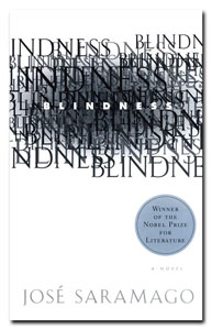 What I'm Reading Now: Blindness