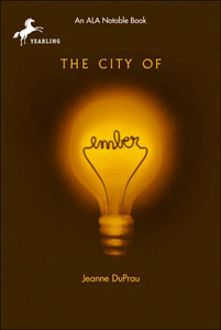 What I'm Reading Now: The City of Ember