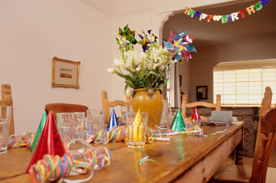 Happy Birthday, North: Two-Legged Vs. Four-Legged Parties