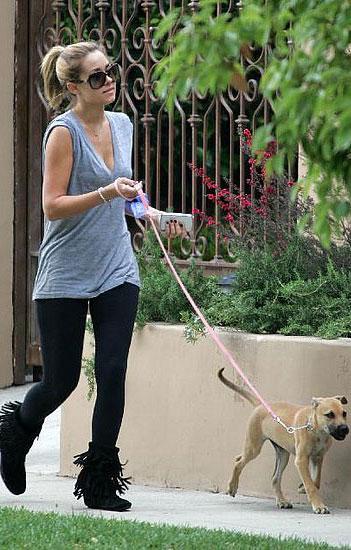 Chloe Shares Lauren Conrad's Taste in Shoes!