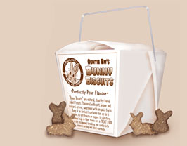 Pampered Pals: Auntie Em's Bunny Biscuits!