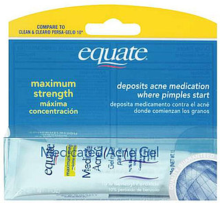 FDA Recalls DG Maximum Strength Acne Medicated Gel, Equate: Medicated Acne Gel and Kroger Acne Gel