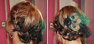 How-To: Bohemian Double Braids (For Shorter, Layered Hair!)