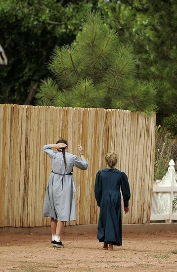 Polygamist Sect