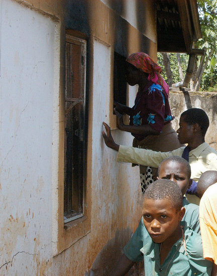 """Arrests Made After 11 Kenyans Are Burned For Being """"Witches"""""""